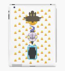 Halloween Poke Shirt iPad Case/Skin