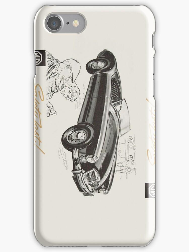 MGA 1600 Roadster Brochure by Glen Drury