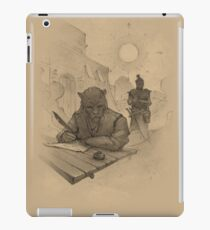 Ridark iPad Case/Skin