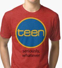 Teen - culture jamming Tri-blend T-Shirt