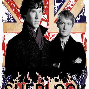 Sherlock by itshayleywithay