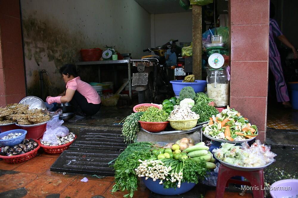 """""""Vietnamese Kitchen"""", Ho Chi Minh City by Morris Lieberman"""
