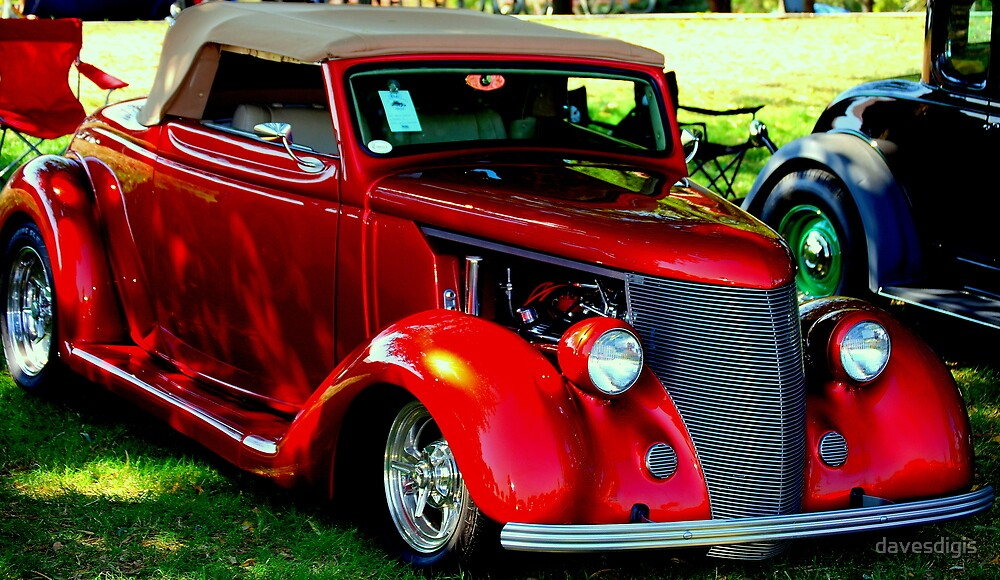 Classic Hot Rods by davesdigis