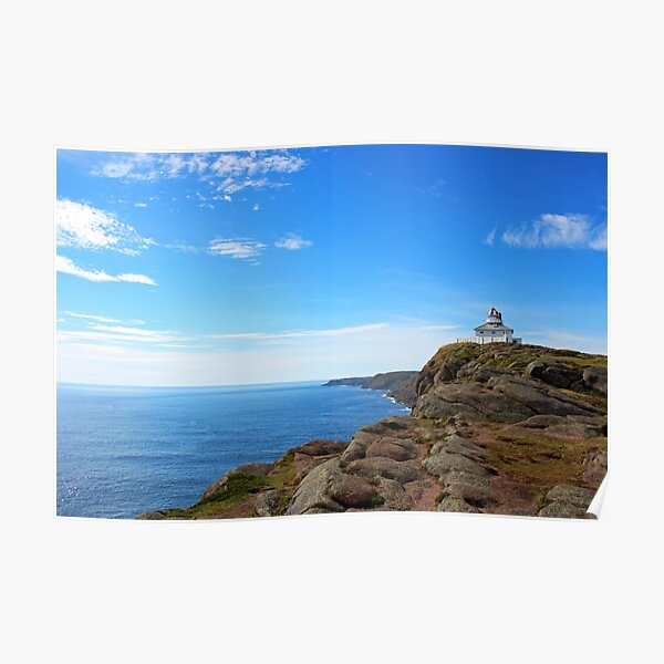 Cape Spear Poster