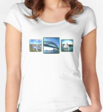 Gotta love Sydney (4) - Harbour Women's Fitted Scoop T-Shirt
