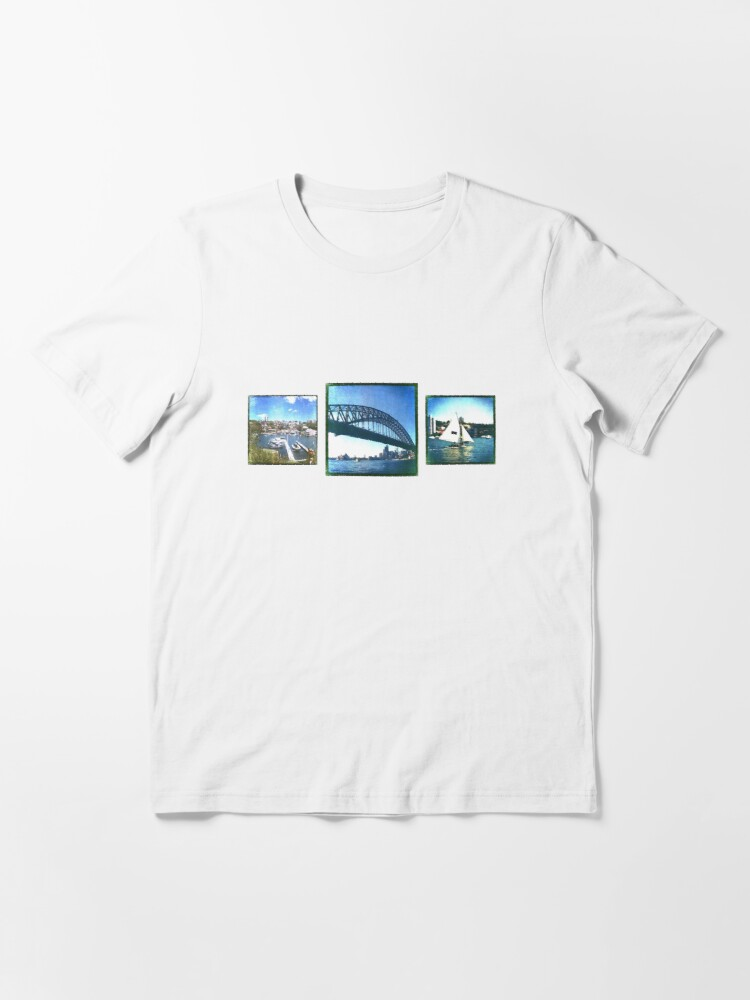 Alternate view of Gotta love Sydney (4) - Harbour Essential T-Shirt