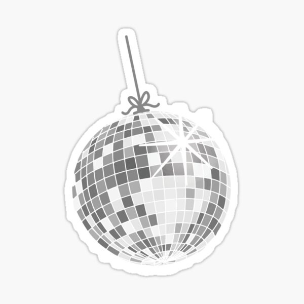 Disco ball Sticker