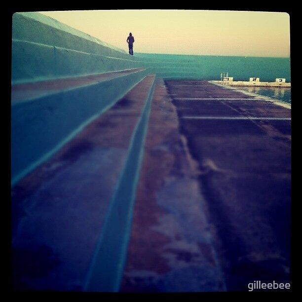 Newcastle Baths by gilleebee