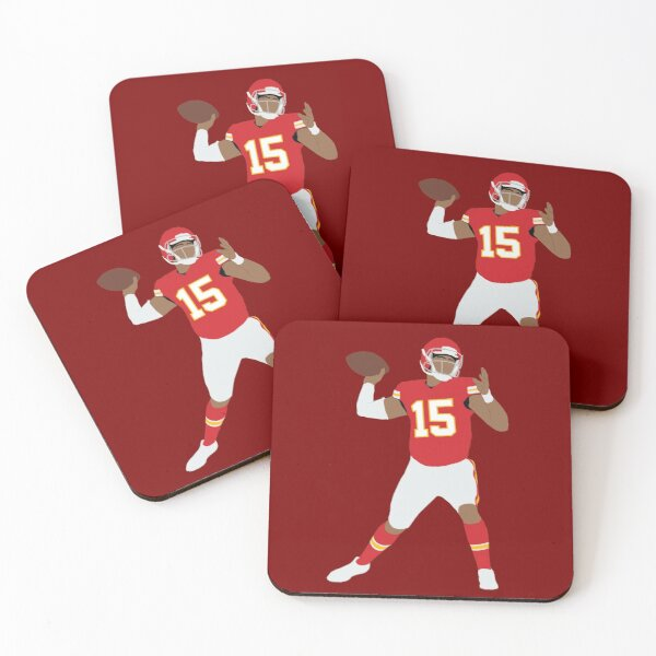 KC Player Coasters (Set of 4)