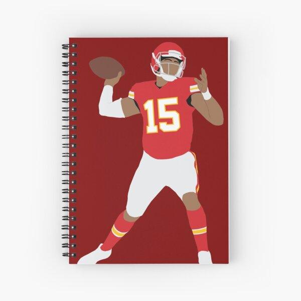 KC Player Spiral Notebook