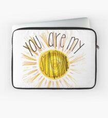 Du bist mein Sonnenschein Laptoptasche
