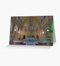 Saint Mary's Church • Ipswich • Australia Greeting Card