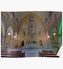 Saint Mary's Church • Ipswich • Australia Poster