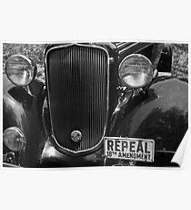 Repeal 18th Amendment Poster