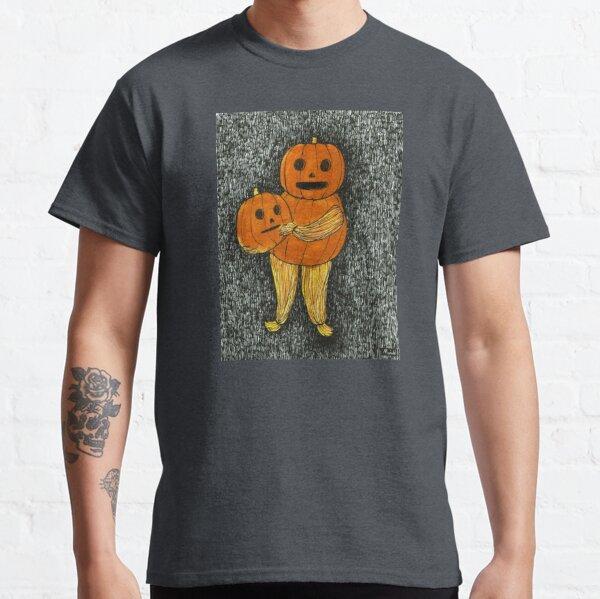 Pottsfield-Inspired Pumpkin Person Classic T-Shirt