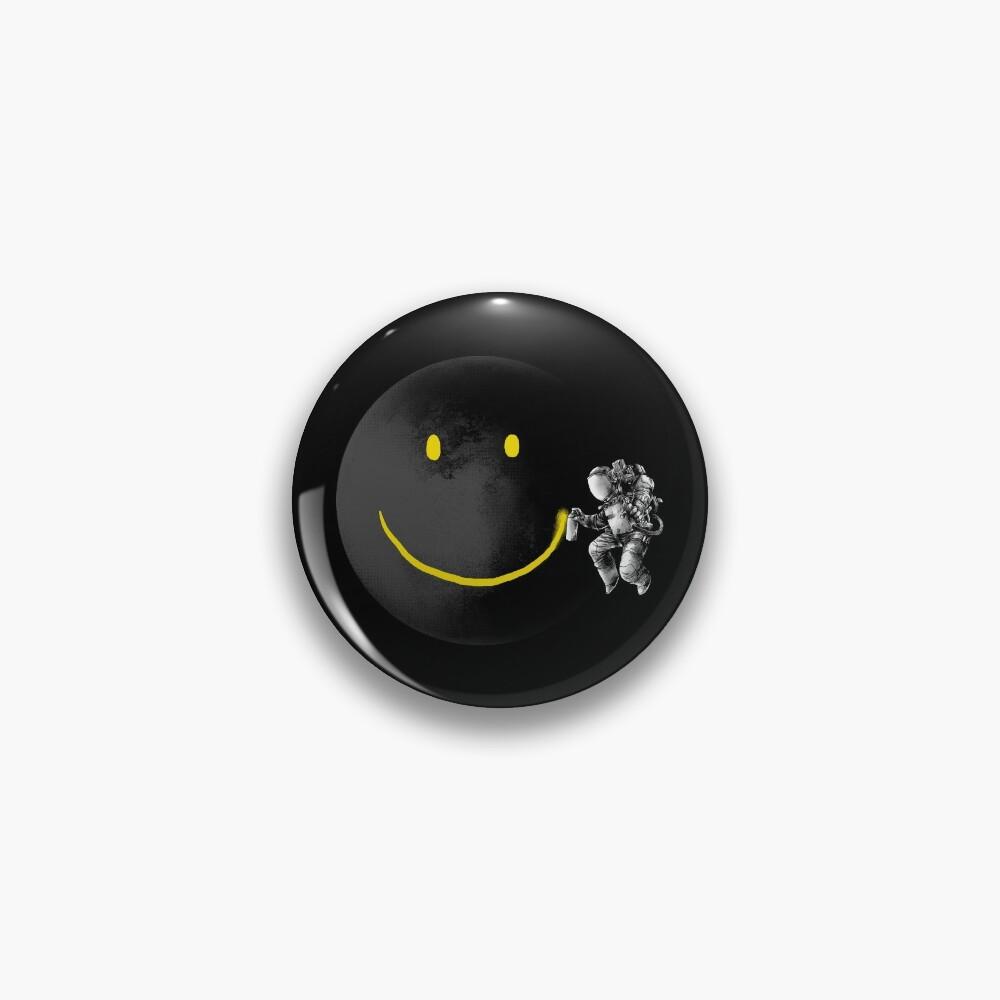 Make a Smile Pin