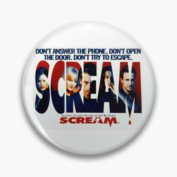 Scream Horror Movie Original  Pin