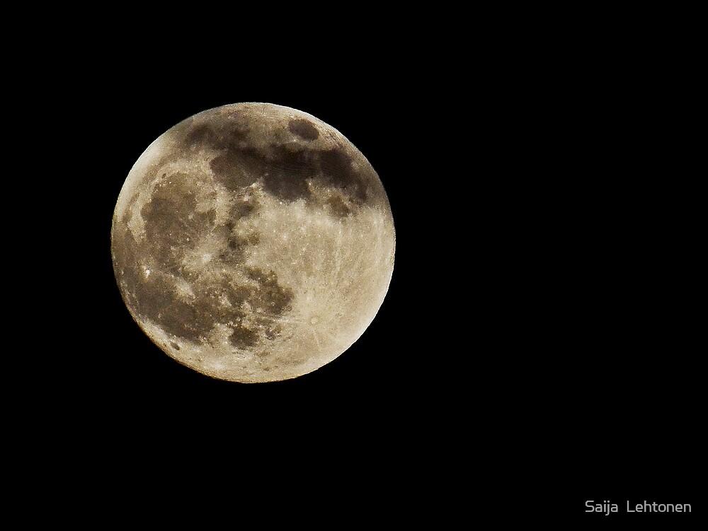 Take Me to the Moon by Saija  Lehtonen