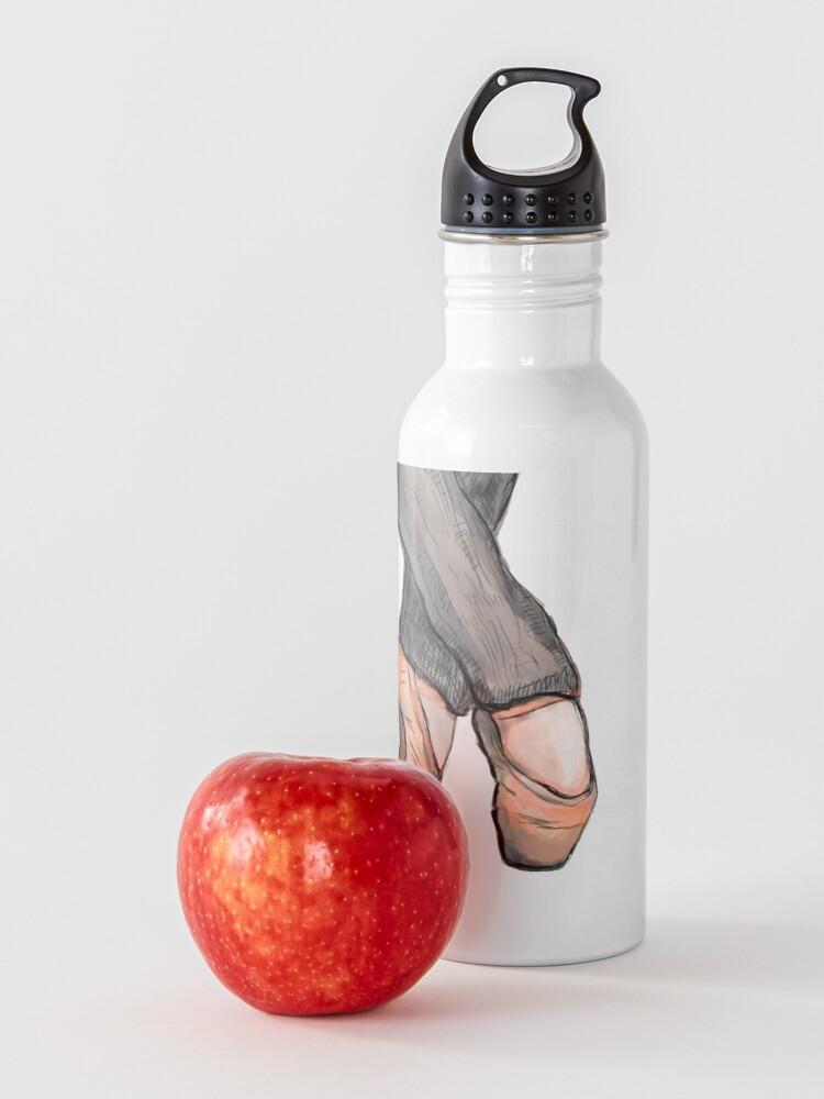 Alternate view of Pointe pink Water Bottle