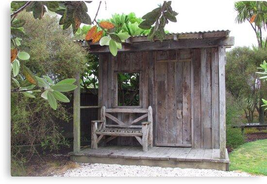 Pretty Cottage ~ by chrissy mitchell