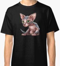 Cat-a-clysm: Sphynx kitten - Classic Classic T-Shirt