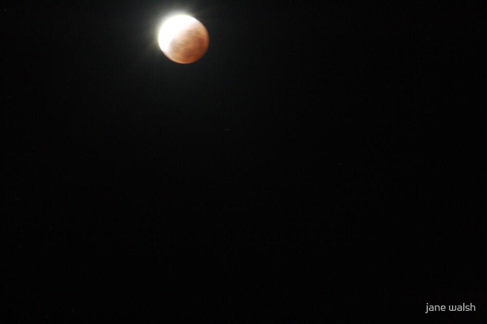 luna eclipse 11/12/2011 by jane walsh