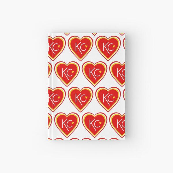 KC Love Red & Yellow Hardcover Journal