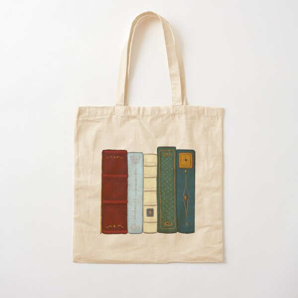 I love literature Cotton Tote Bag