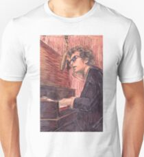 DYLAN AT THE PIANO Unisex T-Shirt