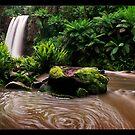 Hopetoun Falls by JayDaley