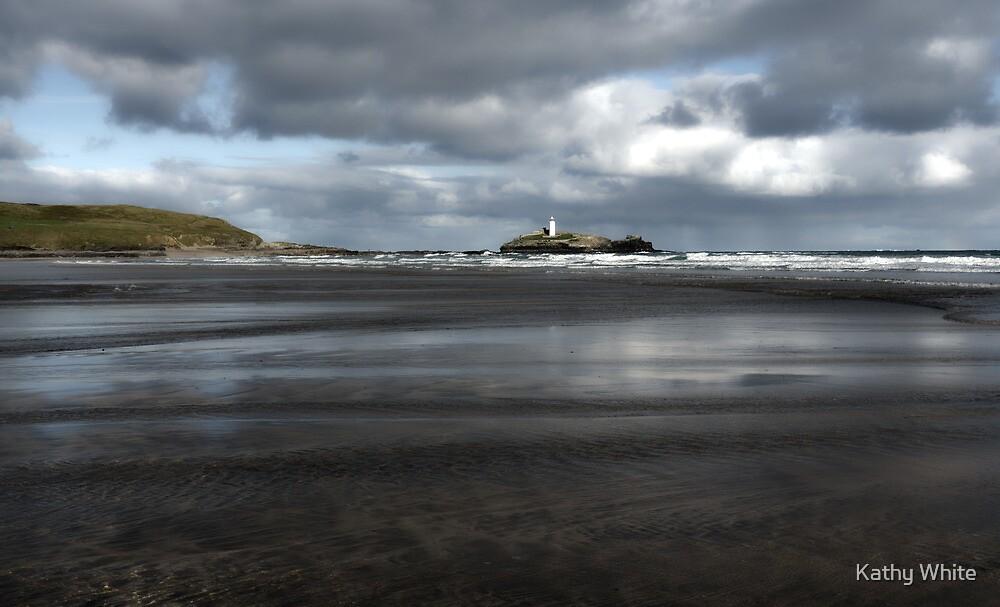 Godrevy Lighthouse by kathleenjean