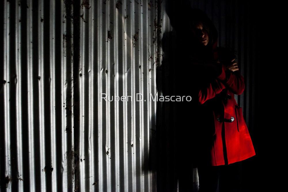 Red Coat by Ruben D. Mascaro