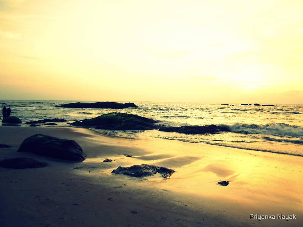 Suratkal Beach (Mangalore - India) - VIII by Priyanka Nayak