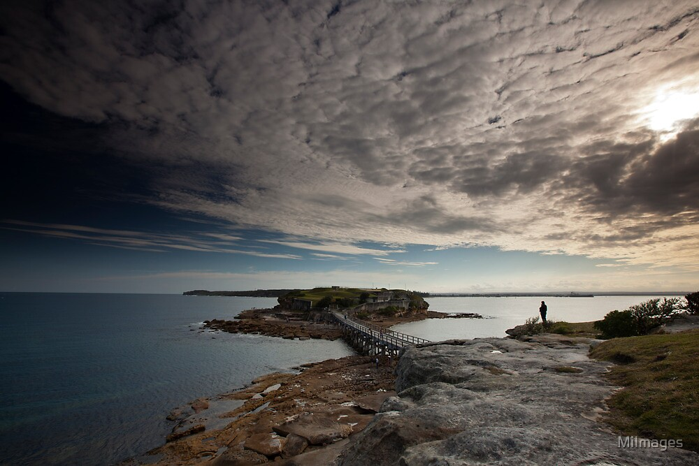 Bare Clouds by MiImages