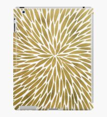 Golden Burst iPad Case/Skin