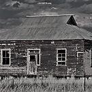 Rustic Rural Ruin by bazcelt