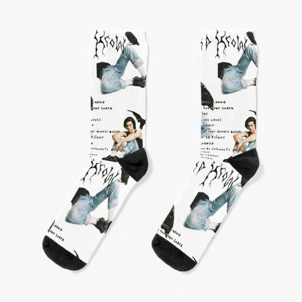 Kid Krow Conan Gray Socks