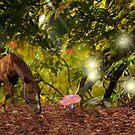 Fantasy Garden by Sandra Smith