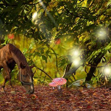 Fantasy Garden by zhane