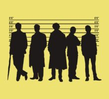 The Usual Holmesian Suspects