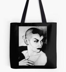 Maila Nurmi as Vampira Tote Bag