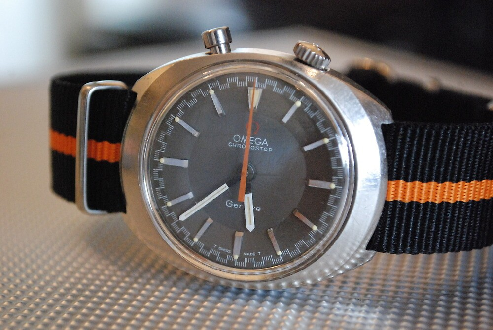 Omega Chronostop Classic by watches