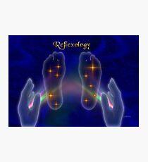 Reflexology 2 Photographic Print