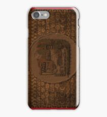 Monster Hunter Case (Tribal Rock) Design iPhone Case/Skin