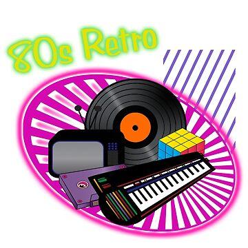 80s Retro by zhane