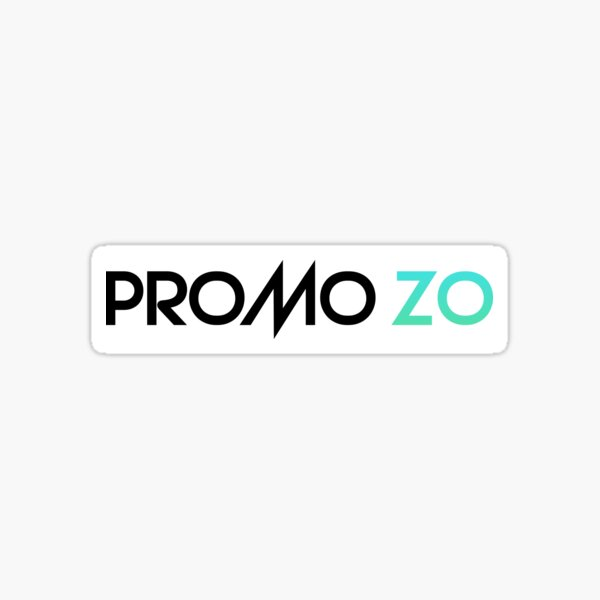 Promo ZO Sticker