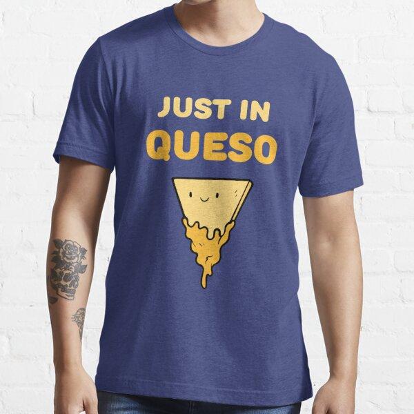 Nacho Käse Wortspiel  Essential T-Shirt