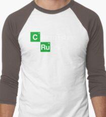 [C]hemistry [Ru]les Men's Baseball ¾ T-Shirt
