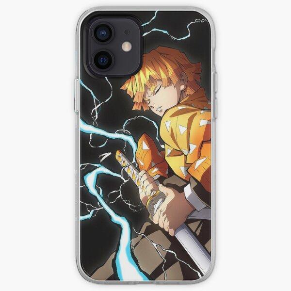 Zenitsu Agatsuma iPhone Soft Case