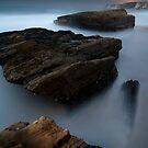 Pacific Sea Stacks by MattGranz